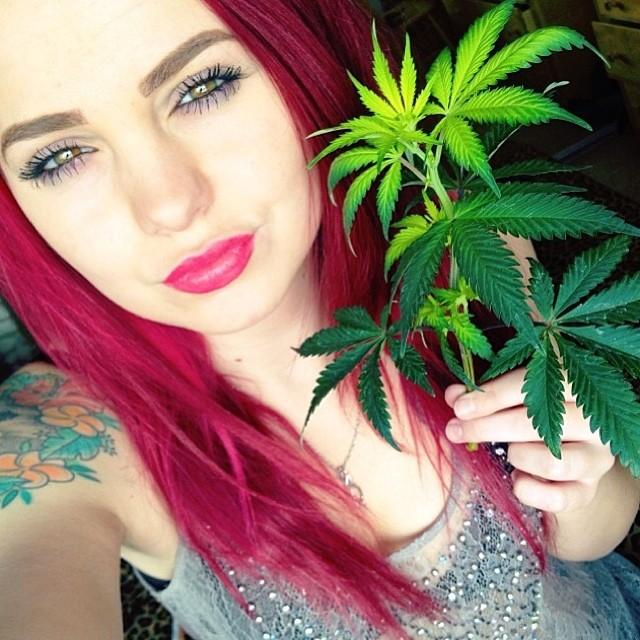 ♡☮ @tee_thugs ☮♡ Featured Model on TheMarijuanaModels.com ❀Tag→