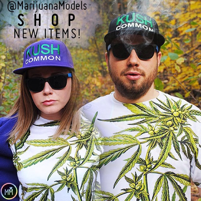 😙Shirts & Hats in our shop, free stickers with your order ️TheMarijuanaModels.com/etsy