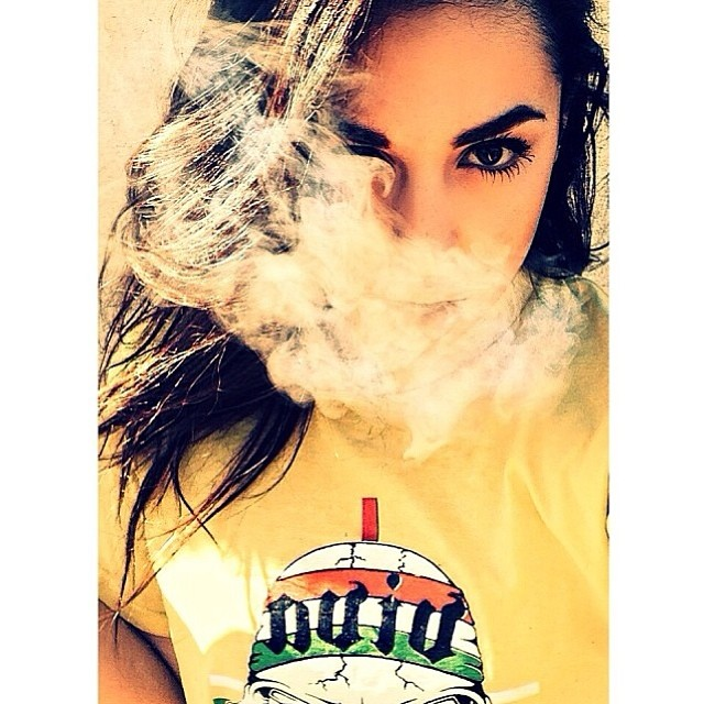 ♡☮ [@stonerkittymadi] Featured Model on TheMarijuanaModels.com