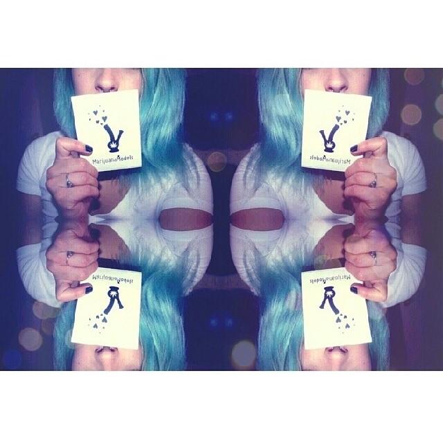 ️ ♡☮ @padoga ☮♡ Featured Model on TheMarijuanaModels.com ❀Tag→