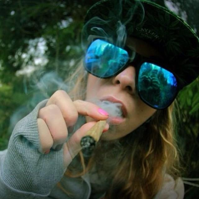 ♡☮ [@annich_420] Featured Model on TheMarijuanaModels.com