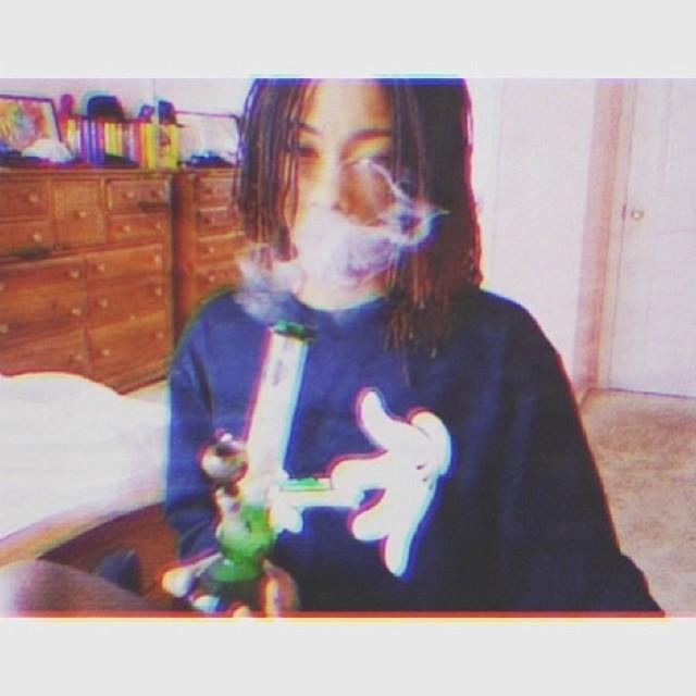 ♡☮ [@ericaelyzabeth] Featured Model on TheMarijuanaModels.com