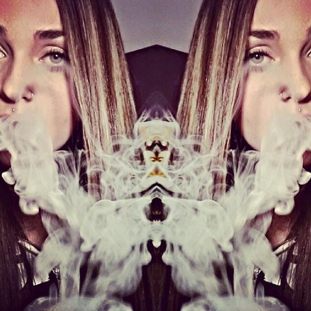 ♡☮ [@lsd710] Featured Model on TheMarijuanaModels.com