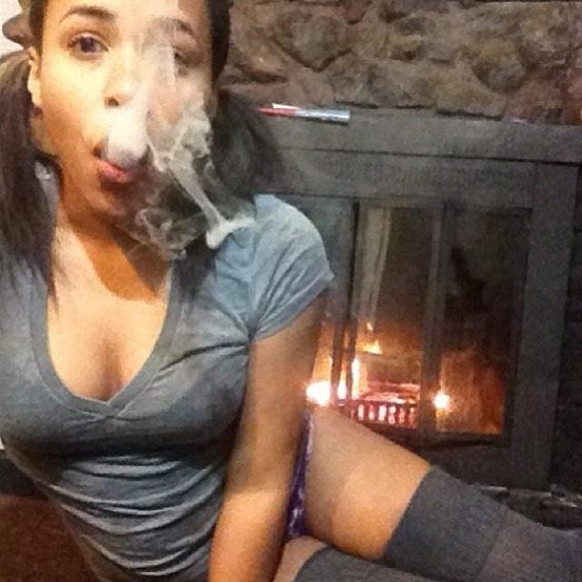 ♡☮ [@princessjusx3_] Featured Model on TheMarijuanaModels.com