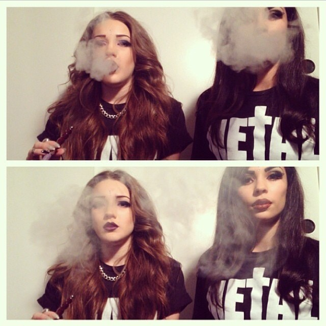 @glitter_money_weed x @necikait Featured Models on TheMarijuanaModels.com →Visit our social network @KUSHCommon available online OR download the free app!