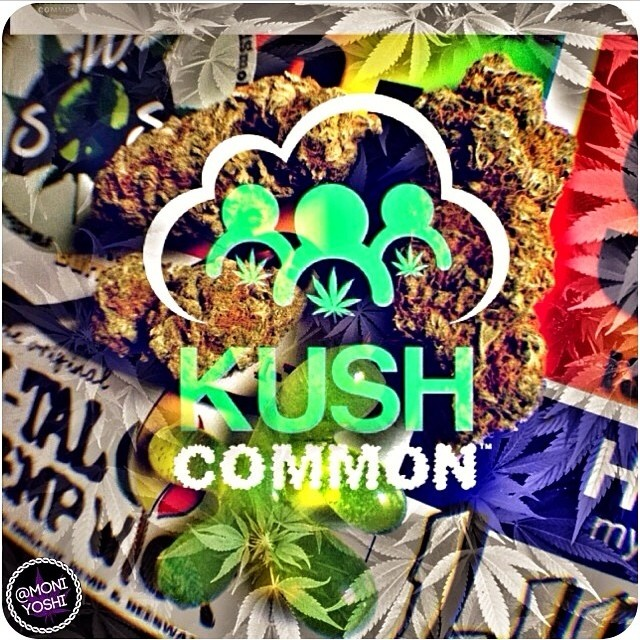 KUSHCommon.com THE social network for the cannabis community. Make new friends & be yourself. We all have something in common  @KUSHCommon artwork by the lovely & talented @moniyoshi  Stickers: @weshouldsmoke @sust_army @hempwick  JOIN US! Cannabis >