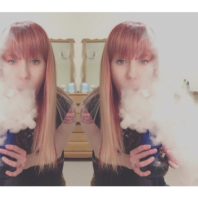 ♡☮ [@babymunchkin] Featured Model on TheMarijuanaModels.com →Join the social network for the international cannabis community @KUSHCommon available online OR download the free app!