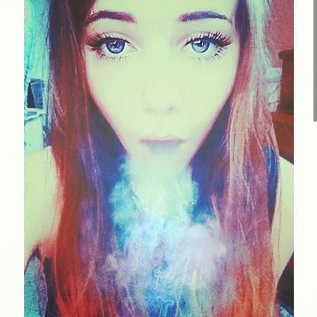 @reefergoddessofficial Featured Model on TheMarijuanaModels.com <>