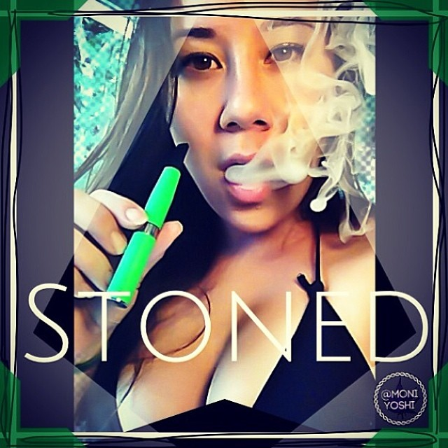 ️Awesome feed, Awesome woman.Featured Model @moniyoshi on TheMarijuanaModels.com
