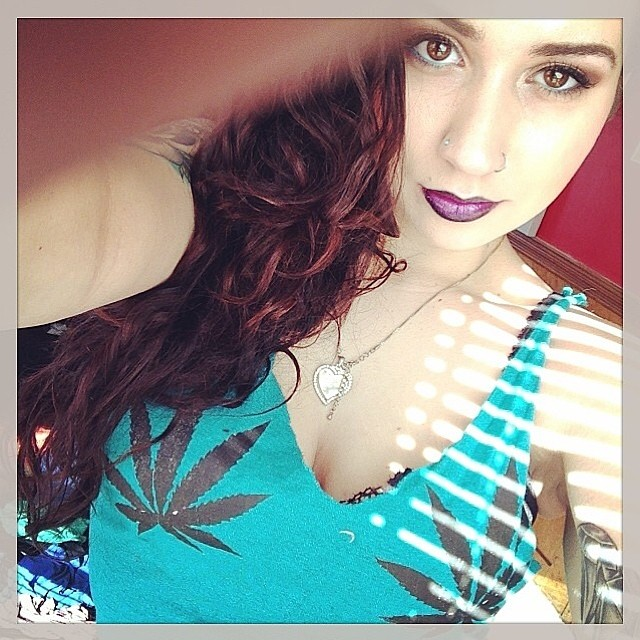 @kalypsoh Featured Model on TheMarijuanaModels.com Are you a part of the cannabis movement? Join us on @KUSHCommon.com