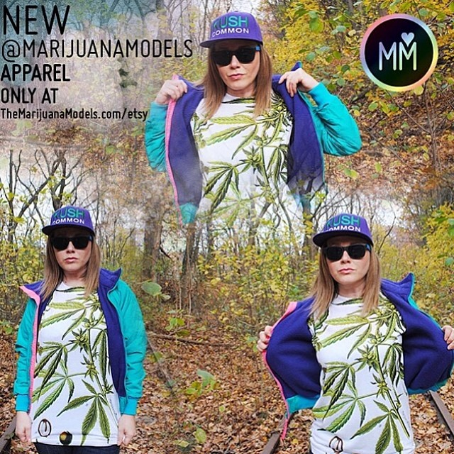 ONLY  WOMEN's Cannabis tee left!!! NO reprints Link in bio. Comes with stickers