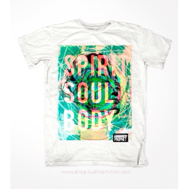 << s p i r i t ❂ s o u l ❂ b o d y >> New to the collection at shop.kushcommon.com