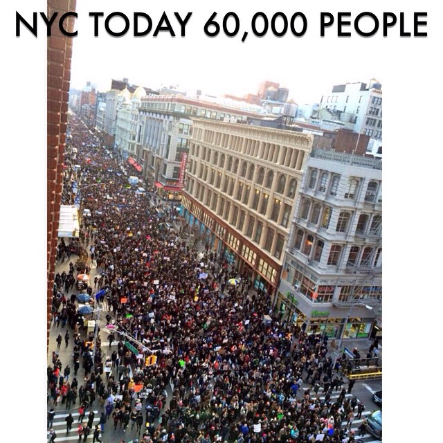 50-60k people marched together in New York City today along with many other states. Do you care about your fellow human? Do you care about your own rights? Do you care about cannabis? ️Now is the time to speak up. This country and this world are corrupt. Remember, this about you too. You may think everything's fine, but that money that you're working so hard to make not enough of is going right back toward holding you down and picking you off. LET YOUR VOICE BE HEARD.