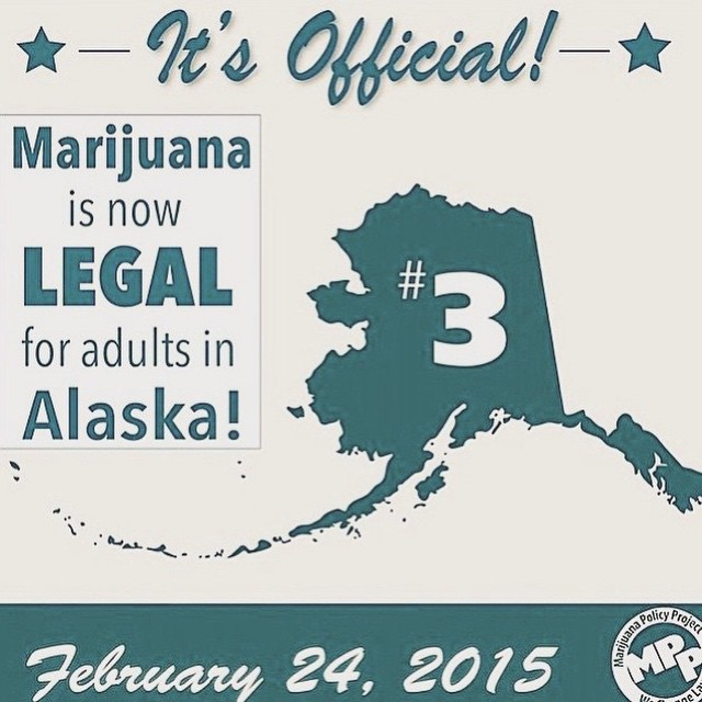 Today's the day! Congrats Alaska!