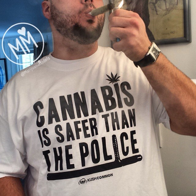 @creamconsulting ️Our white tees are sold out! ️Black safer than tees are up for PRE-ORDER until MONDAY! Cannabis is safer than everything--from peanuts to the government & congress. SHOP.KUSHCOMMON.COM