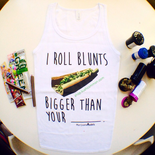Dedicated to the fuckboy who came on my page this morning to write some misogynistic crap that his mom wouldn't be proud of. I feel bad for you dude️We probably all roll blunts bigger than your  Shirt available at link in our bio!