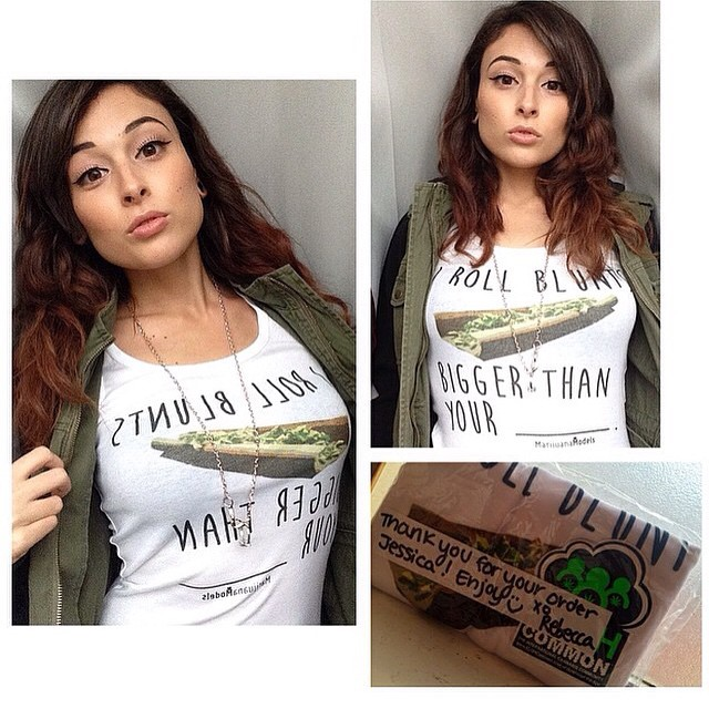 Reposting @jessmariee333 in her MM blunts tank bc why not Can't wait to show you guys what we've got up our sleeves for summer Link to our shop in bio!