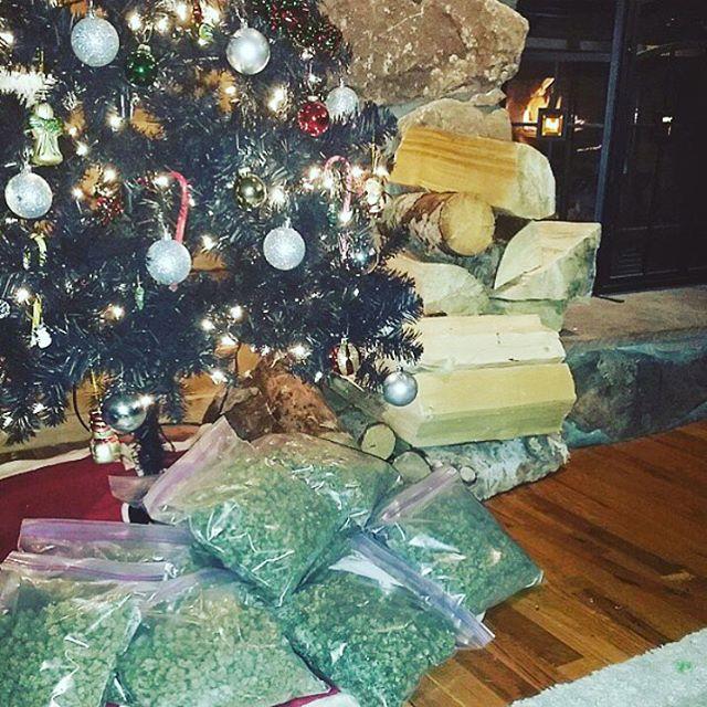 Merry KUSHmas!️ @melissaskyline