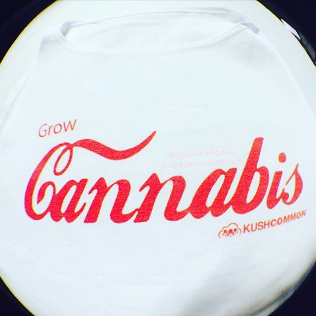 """️ Also available in our shop as a """"Grow Hemp"""" alternative📬 Thanks to all those growing this plant and to those who aren't able, but who still educate others about itHopefully everyone will be able to someday.  www.shop.kushcommon.com"""