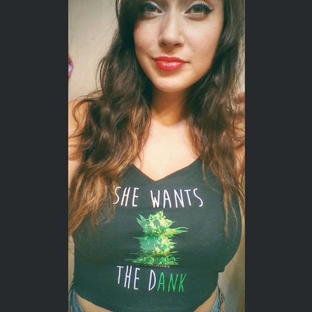 @mirandajomcneilly 😇 wants the D..ank!  shop.kushcommon.com