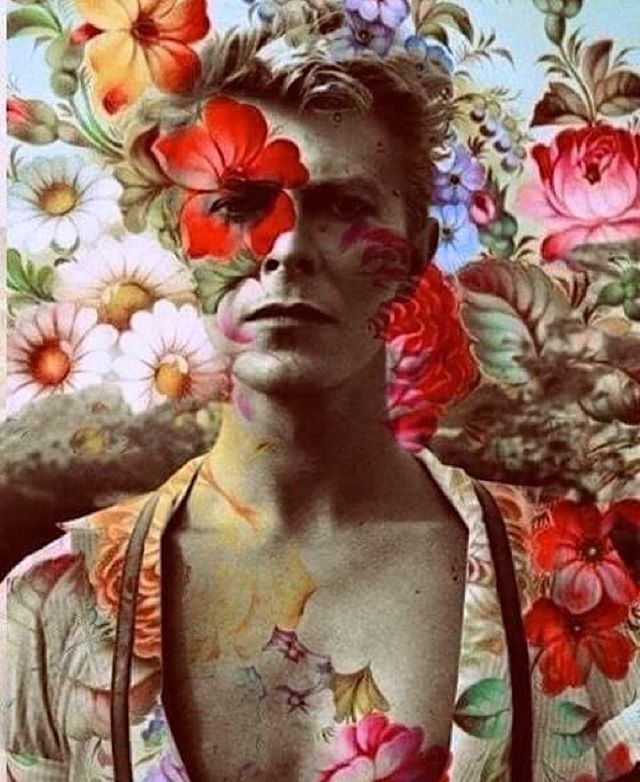 RIP David Bowie  rp from @aciddaizies