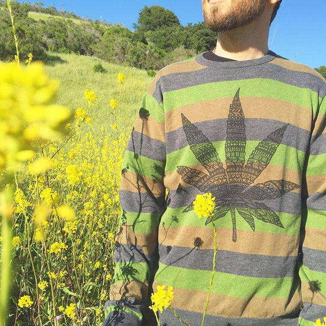 Gonna be listing a few bf sweaters like this one & then we've got underwear coming soon Keep an eye out for announcements!  www.shop.kushcommon.com